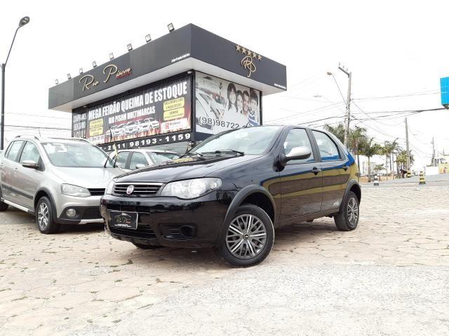 Fiat Palio 1.0 Fire Way 14/15 - Troco e Financio!