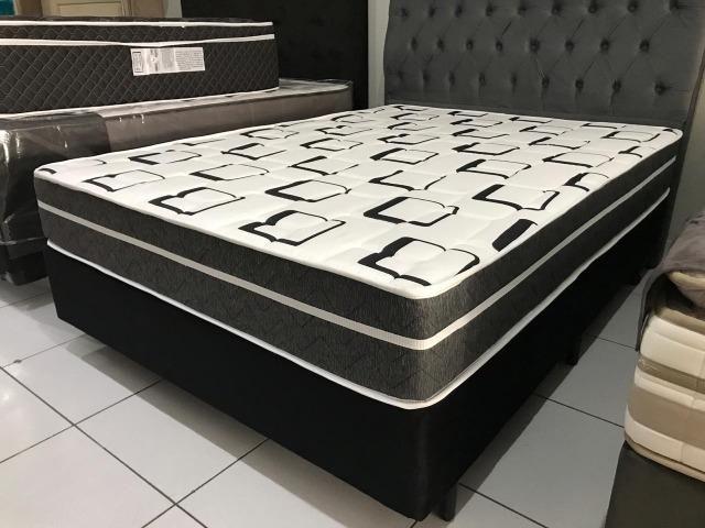 Cama Box Casal Orthoflex em Molas - Pronta Entrega! - Foto 2