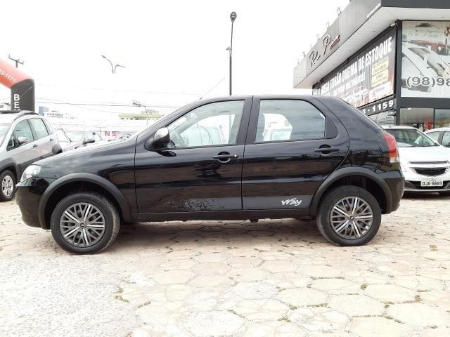 Fiat Palio 1.0 Fire Way 14/15 - Troco e Financio! - Foto 5