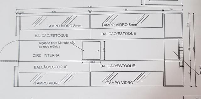 Quiosque 9,2 m² - Foto 4
