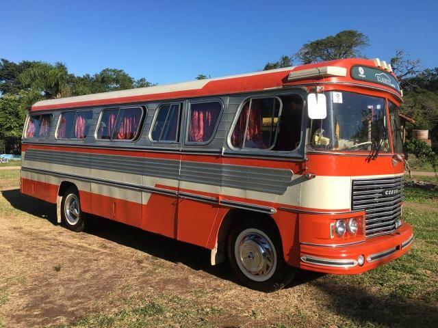 Ônibus ciferal 1971 raridade impecável - Foto 3