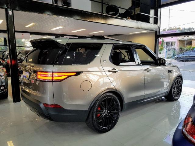 DISCOVERY 2018/2018 3.0 V6 TD6 DIESEL HSE 4WD AUTOMÁTICO - Foto 7