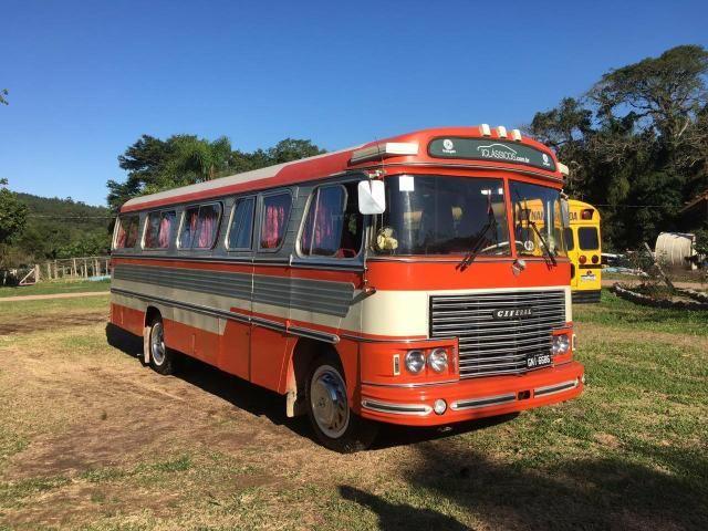 Ônibus ciferal 1971 raridade impecável - Foto 7