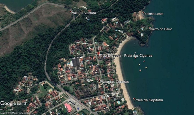 Praia das Cigarras Rua da Enseada, 46 Casa 3 ou 4 qtos A VIsta - Vazio - Foto 2