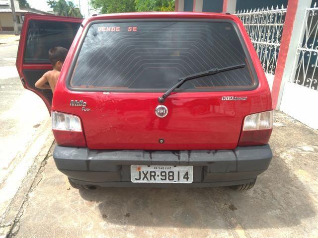 Venda do Fiat uno ano 2008 - Foto 4