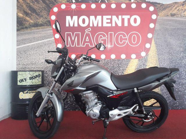 Moto Honda Fan 160 Entrada Financiamento: 1.000 Entrada Consórcio: 196,00.