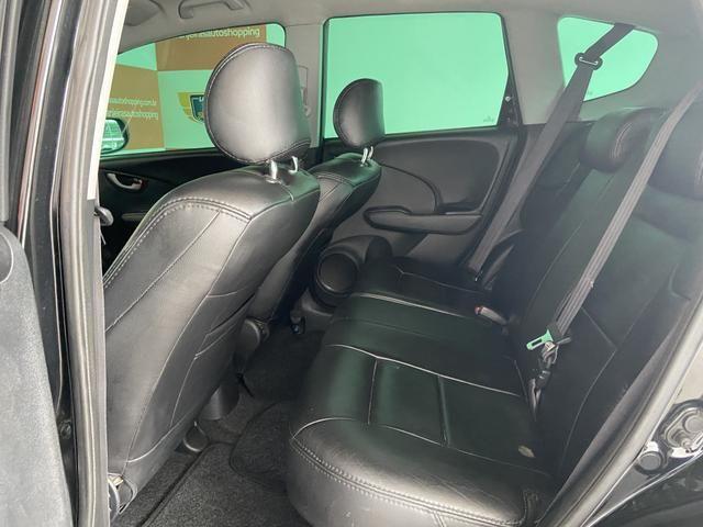 Honda Fit LX 1.4 Automático + Couro - Foto 8
