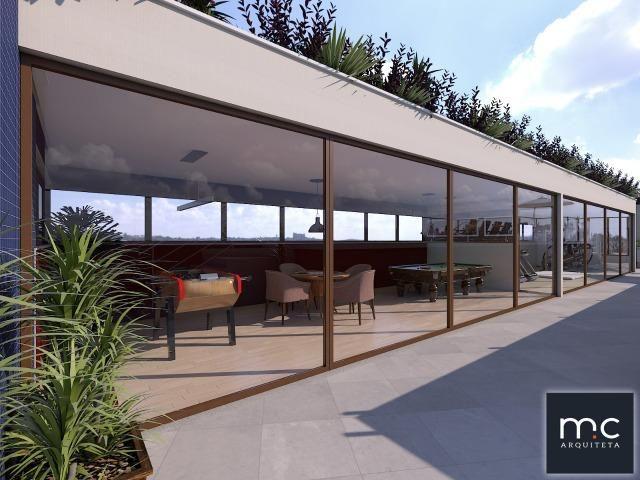 DMR - Flat no centro de Porto de Galinhas 1 ou 2 quartos para morar ou investir - Foto 8