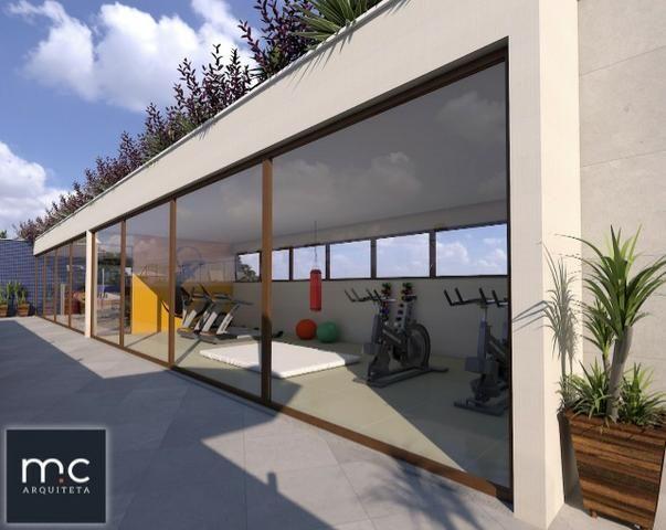 DMR - Flat no centro de Porto de Galinhas 1 ou 2 quartos para morar ou investir - Foto 6