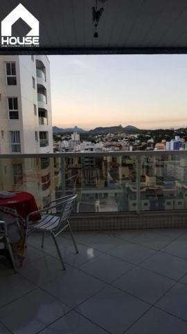 Apartamento à venda com 3 dormitórios em Praia do morro, Guarapari cod:AP1013 - Foto 9
