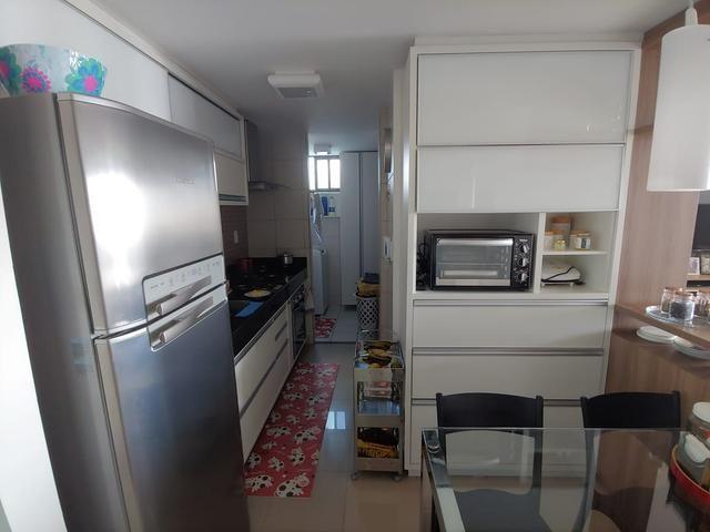 Apartamento 89m na beira mar do Cabo Branco - Foto 16