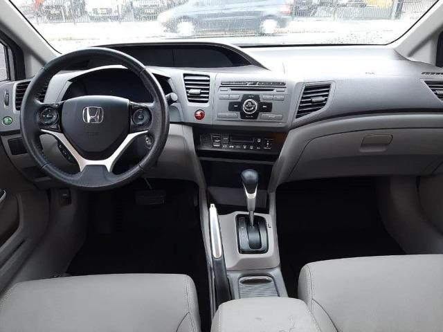 Honda Civic 2014 LXR 2.0 automático - Foto 6