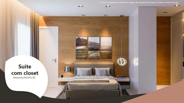 _= Excelente apartamento de 02 quartos,  suíte ,  100% financiado.  Fazendinha  - Foto 8