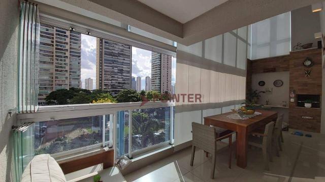 Apartamento Duplex com 3 quartos à venda, 155 m² Setor Bueno - Foto 10
