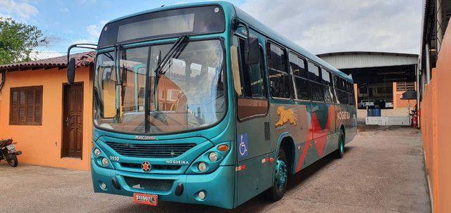 Ônibus Mercedes-Benz 1722 Urbano 2011