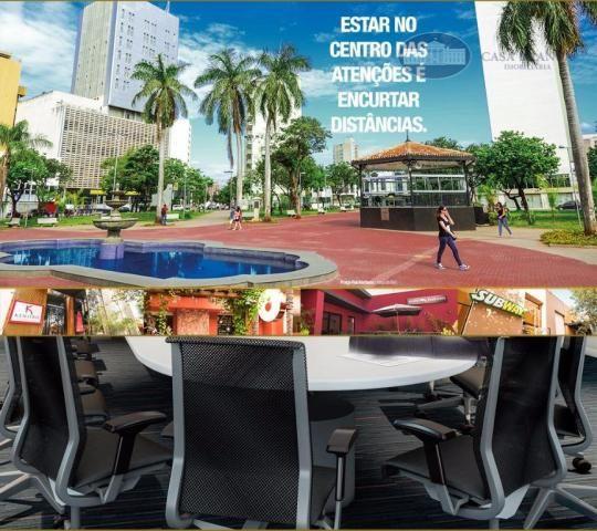 Sala para alugar, 36 m² por R$ 1.800,00/mês - Centro - Araçatuba/SP - Foto 10