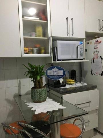 Apartamento com 3 dormitórios à venda, 88 m² por R$ 290.000 - Saudade - Araçatuba/SP - Foto 10