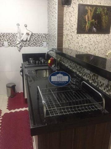 Apartamento com 3 dormitórios à venda, 57 m² por R$ 200.000 - Vila Alba - Araçatuba/SP - Foto 5