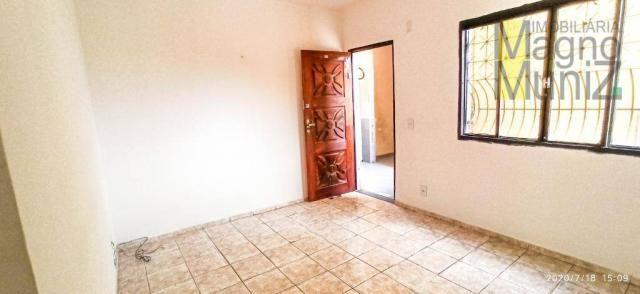 Apartamento com 2 dormitórios para alugar, 46 m² por R$ 650,00/mês - Edson Queiroz - Forta - Foto 2