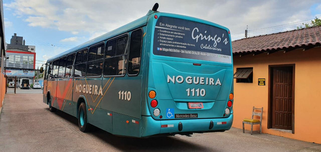 Ônibus Mercedes-Benz 1722 Urbano 2011 - Foto 3