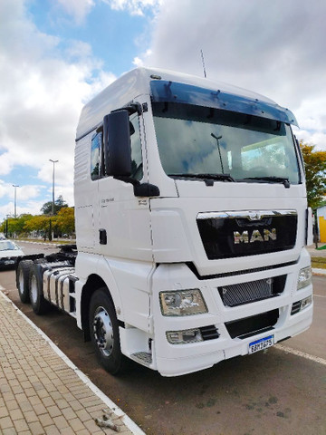 Man TGX 29440 6x4 2015