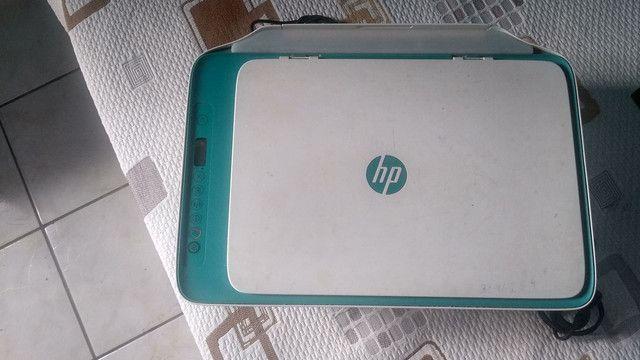 Impressora HP DeskJet Ink Advantage 2776<br><br> - Foto 3