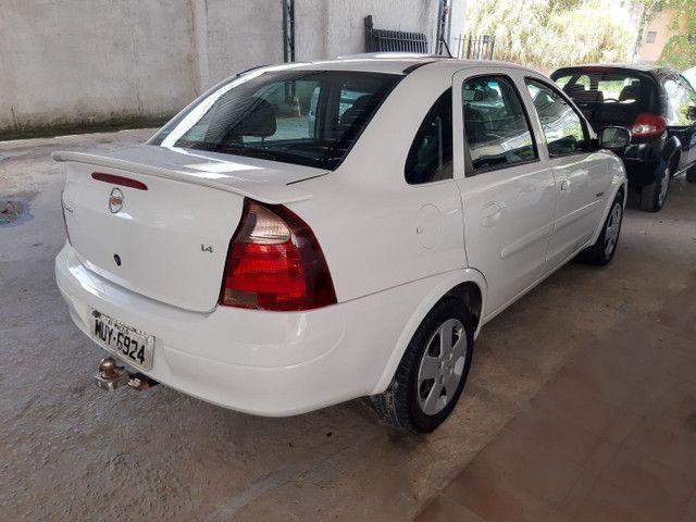 Corsa sedan Premium 2009 1.4 com GNV - Foto 4