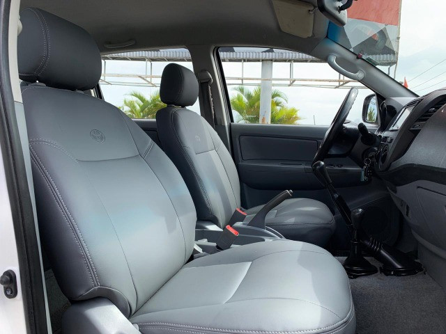 Toyota Hilux Cab Dupla 2.5 4x4 2008 Mecanica Super Economica - Foto 11