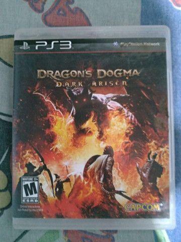 Jogo Dragon's Dogma Dark Arisen PS3