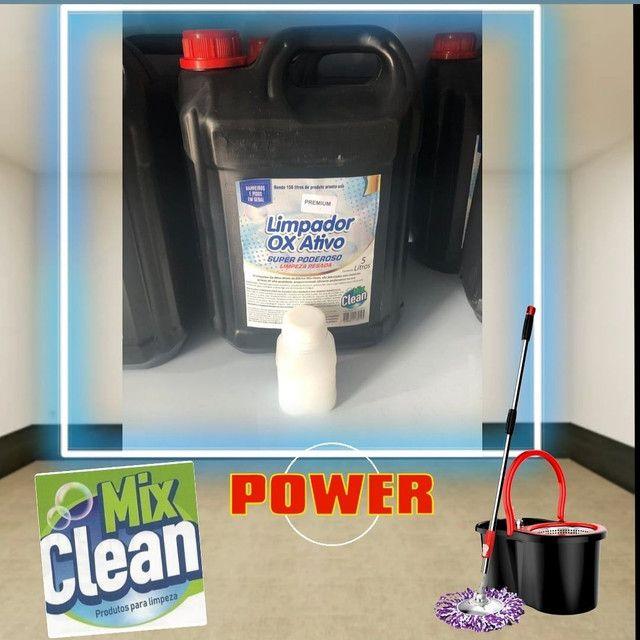 Produtos de limpeza Mix Clean  - Foto 2