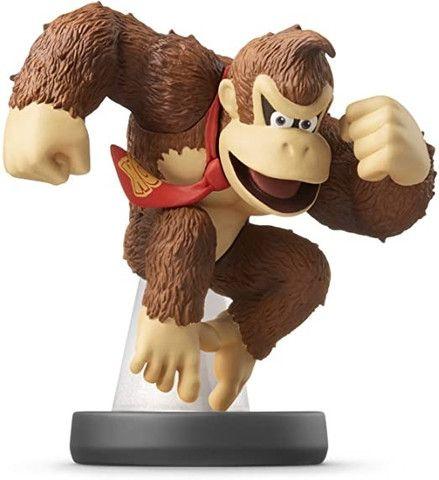 Boneco Amiibo Super Smash Bros Donkey Kong - Foto 2