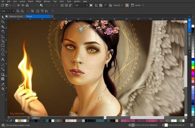 Corel Draw Graphics Suite 2019 Para Windows - 64 Bits - Foto 3