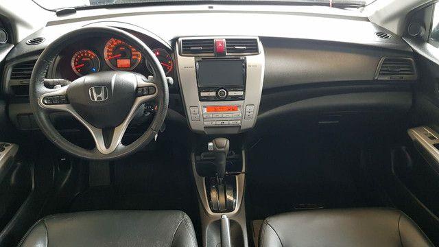 Honda City 1.5 automático EXL completíssimo, impecavel - Foto 17