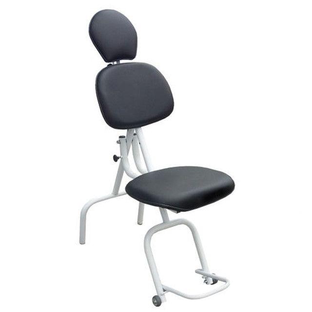 Cadeira De Maquiagem Portátil Design Sobrancelhas