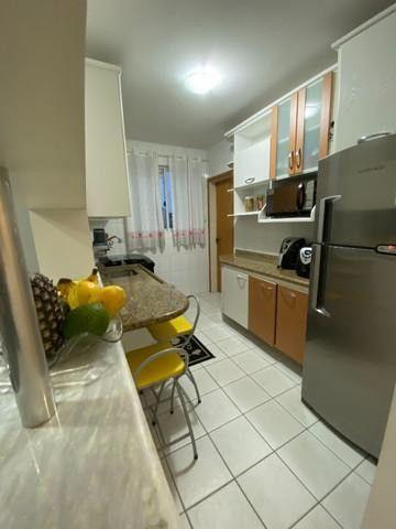 Apartamento 1 Dormitorio Garagem Coberta no Res.Vila Ventura em Coqueiros - Foto 6