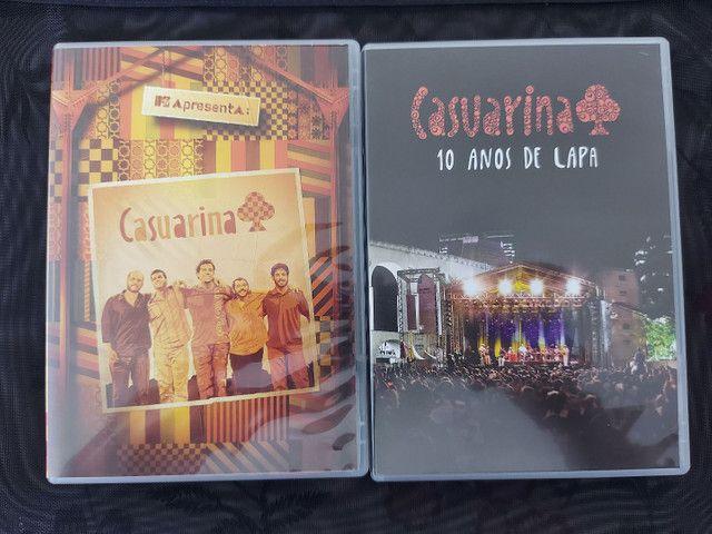 CASUARINA - 2 DVDS