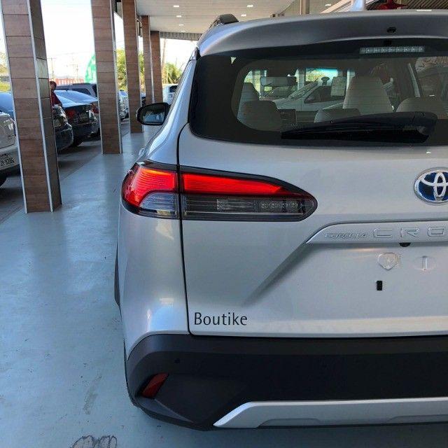 Toyota Corolla Cross Hybrid 2022 0km - Foto 6