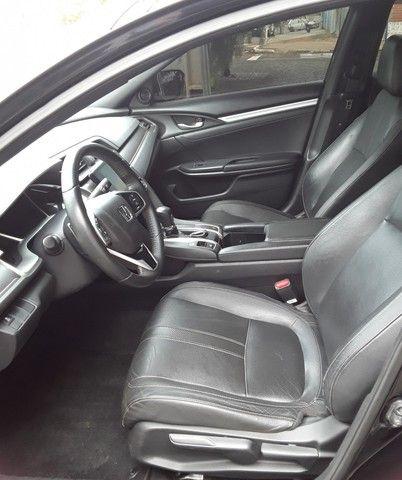 Honda Civic EXL 2.0 Preto - Foto 7