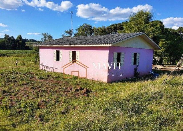 Terreno Rural 25 hectares com Casa e Galpão em Capão Alto SC - Foto 3