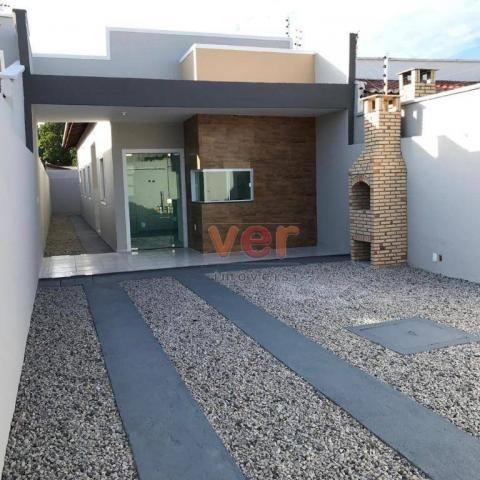 Casa à venda, 89 m² por R$ 159.000,00 - Ancuri - Itaitinga/CE - Foto 8