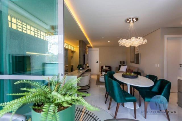 Apartamento com 2 dormitórios à venda por R$ 780.700,00 - Mercês - Curitiba/PR - Foto 14