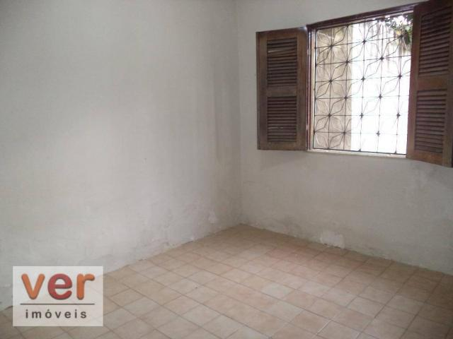 Apartamento para alugar, 52 m² por R$ 1.000,00/mês - Benfica - Fortaleza/CE - Foto 4