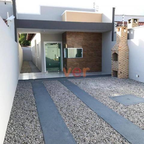 Casa à venda, 89 m² por R$ 159.000,00 - Ancuri - Itaitinga/CE - Foto 9