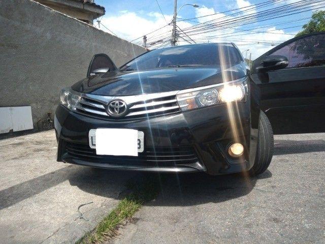 Toyota Corolla xei automático 2.0 flex com GNV g 5 - Foto 12