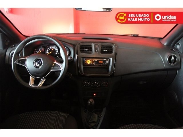 Renault Sandero 1.0 12V Sce Flex Life Manual ***Oportunidade*** - Foto 10
