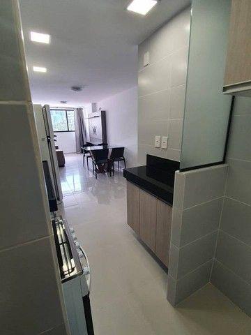 Apartamento mobiliado - Cabo Branco - Foto 10