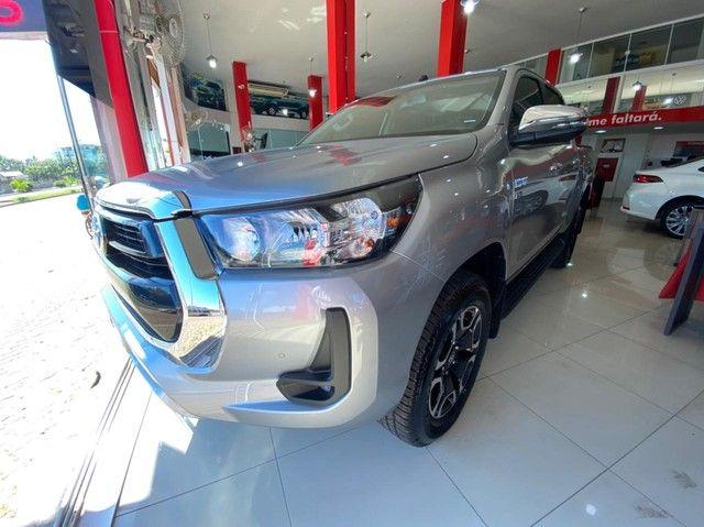 Toyota Hilux Cabine Dupla SRV 2.7 CD 4x2 (Flex) (Aut) - Foto 3