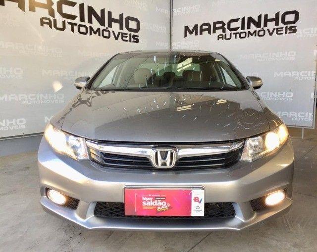 """Civic Sedan LXR 2.0 Flexone 16V Aut. """"Carro Impecável-Pneus Novos"""" - Foto 3"""