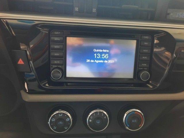 Corolla GLI 1.8 Flex Automático, 76 mil km - 2016 - Foto 9