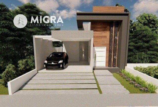 JACAREí - Casa de Condomínio - Jardim Jacinto